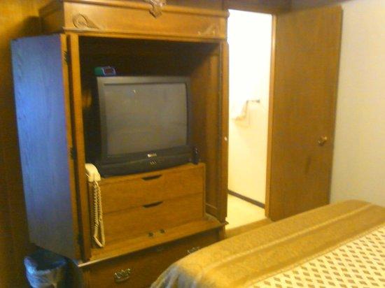 Sunset Motel : TV