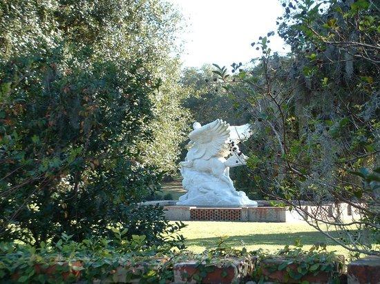 Brookgreen Gardens: sculpture in the gardens