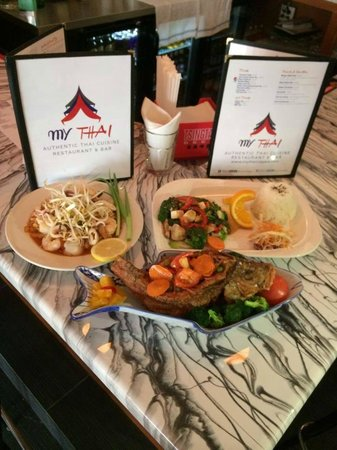 My Thai: Awesome Dishes