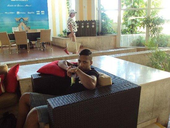 Hotel Palma Real: lobby