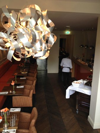 The Amsterdam Canal Hotel : breakfast