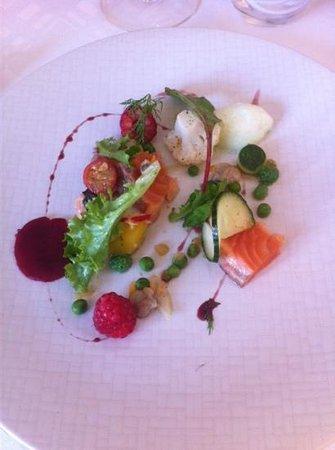 Le Flaveur : saumon
