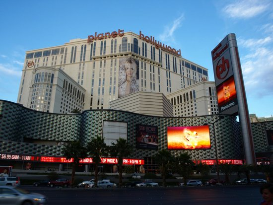 Planet Hollywood Resort & Casino: Отель