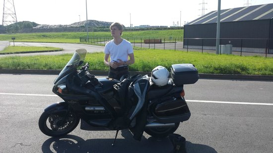 NH Gent Belfort: Dit keer op 2 wielen !