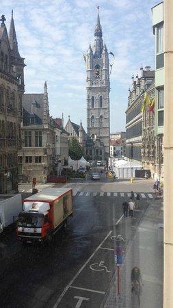 NH Gent Belfort: Streetview van kamer