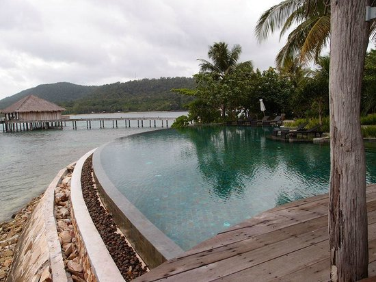 Song Saa Private Island: Pool