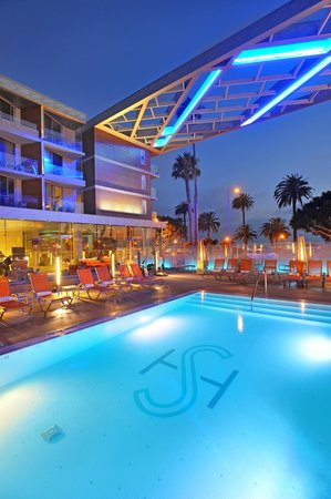 Shore Hotel: Pool