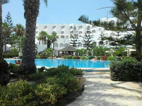 SENTIDO Aziza Beach Golf & Spa: Pool
