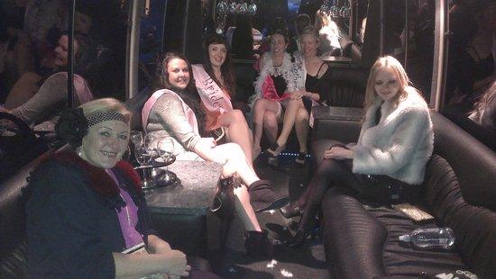 Black Rose Limousine: Rebecca  Merritt Group
