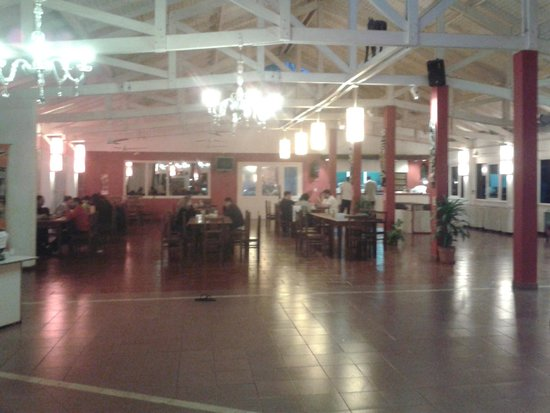 Hostel Inn Iguazu: Comedor