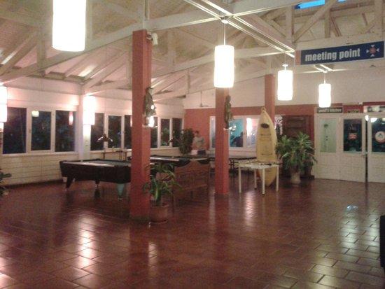 Hostel Inn Iguazu : Sala de recreacion