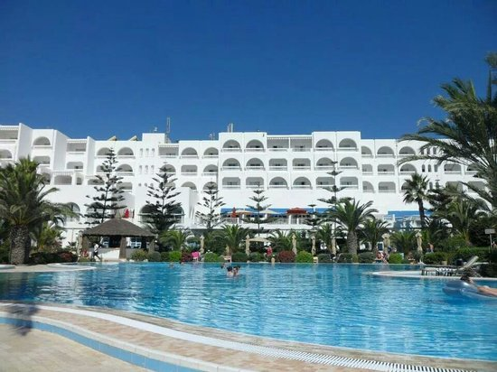 SENTIDO Aziza Beach Golf & Spa : Pool