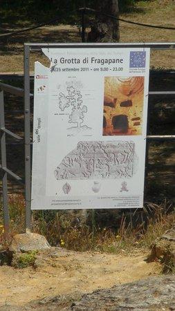 Valley of the Temples (Valle dei Templi): cartello