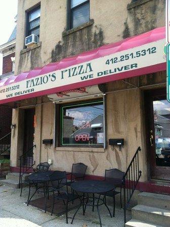 Fazio's Pizza