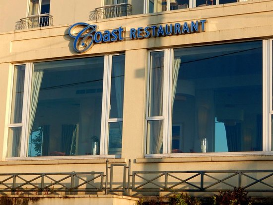 Coast Restaurant at the Grand Hotel Malahide: Room with a View