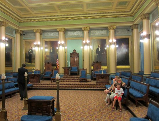 Masonic Temple: Ionic Hall