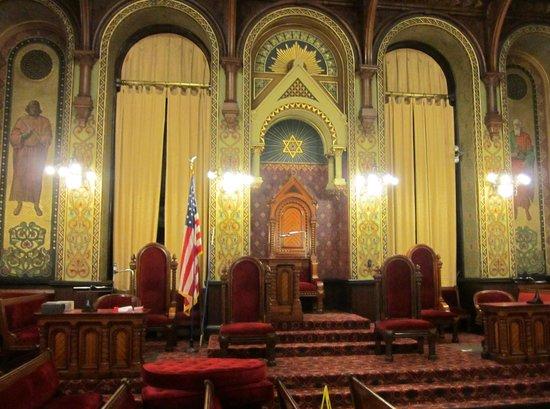 Masonic Temple: Norman Hall