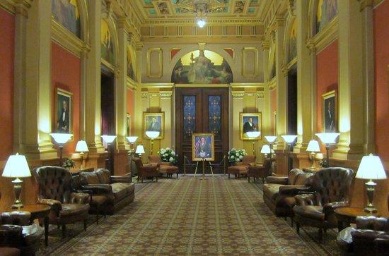 Masonic Temple: The Benjamin Franklin Room