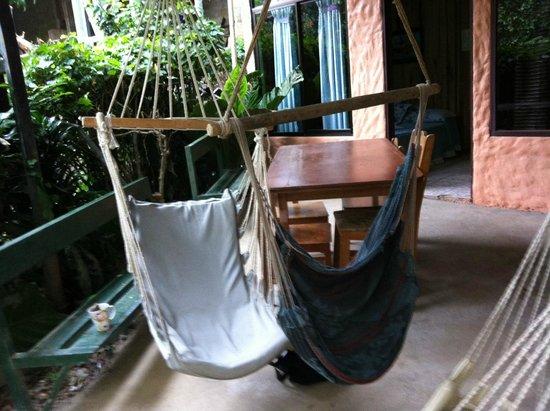Cabinas El Pueblo Bed & Breakfast : grounds