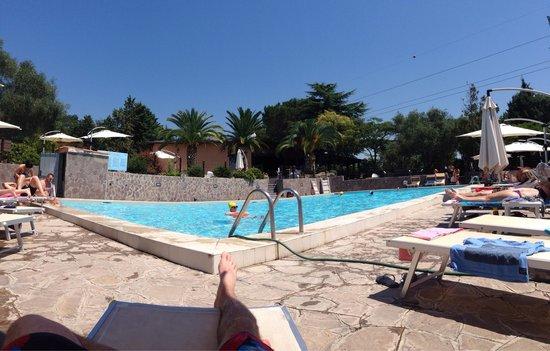 Happy Village & Camping : Large pool.