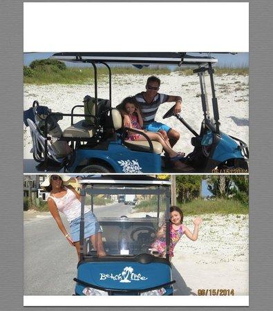 Pensacola Beach Cart Rentals
