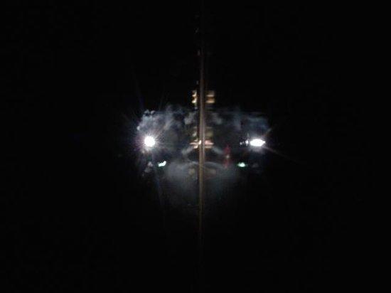 La Tetrade Cote Lac : feux d'artifice
