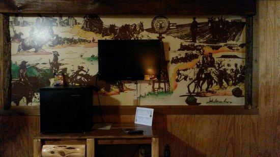 Big Texan Motel: Habitación