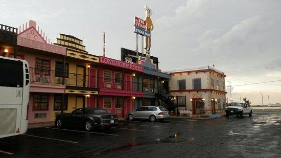 Big Texan Motel: Hotel