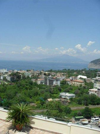 Cristina Hotel: The view