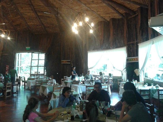 La Aripuca : Restaurant
