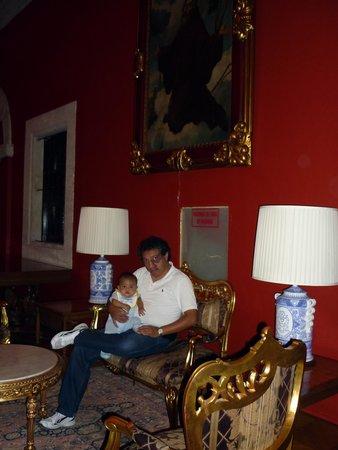 Hotel Virrey de Mendoza : AREA DE DESCANSO