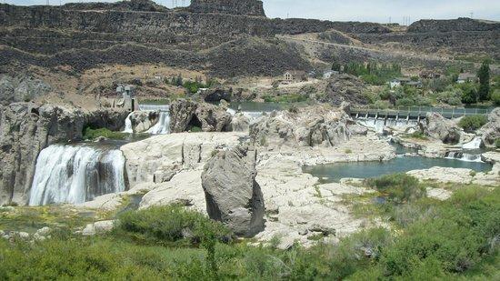 Shoshone Falls : Впечатляет