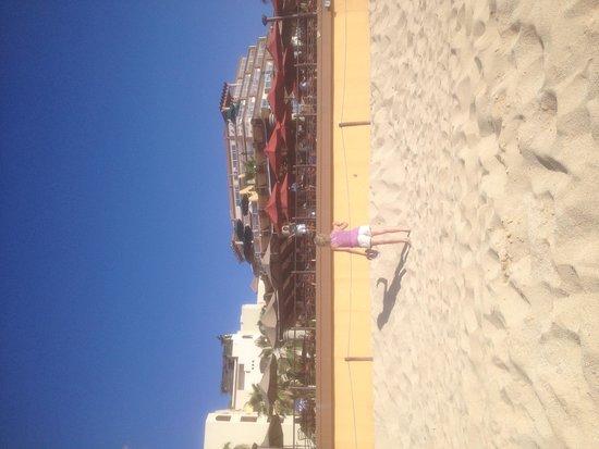 Villa del Palmar Beach Resort & Spa Los Cabos: Beach View