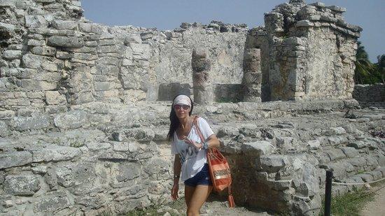 Ruines de Cobá : Ruinas de Cobá