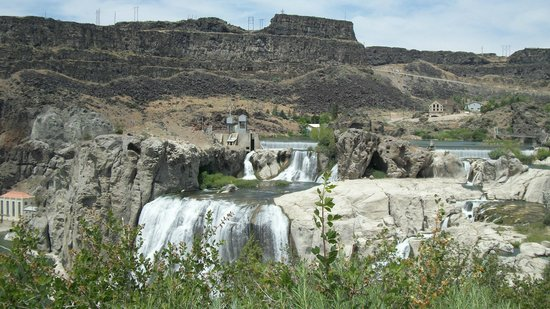 Shoshone Falls : Ниагара Запада