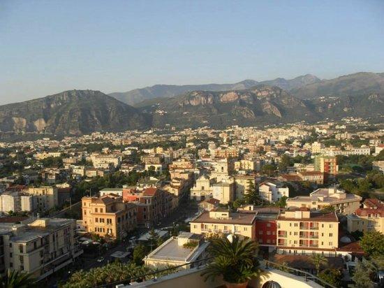 Cristina Hotel : View