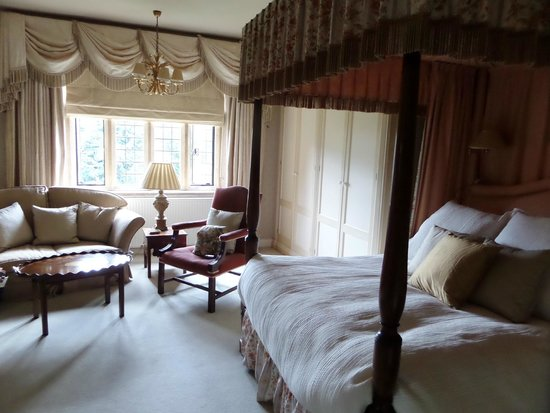 Mill Hay Country House: room