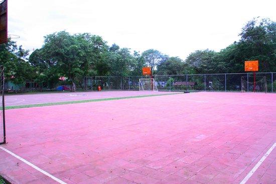 Casa Juventud: Área deportiva