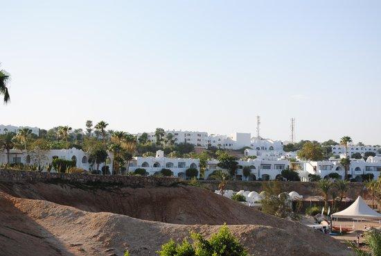 Domina Hotel & Resort Harem: Территория отеля 2