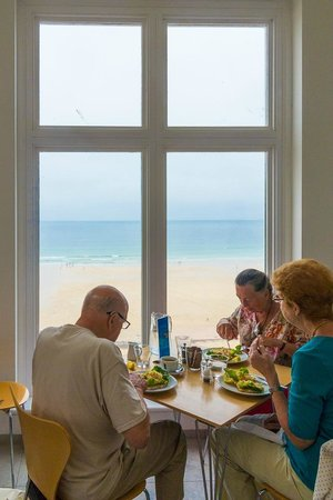 Tate Gallery St. Ives: Tate St Ives, Restaurant