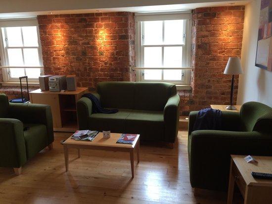 Hallmark Hotel Glasgow: Sitting area