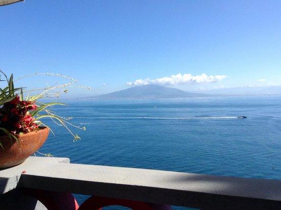 Minerva Hotel : Fantastic view