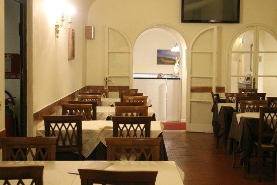 Hotel Restaurant  La Scaletta: Breakfast area