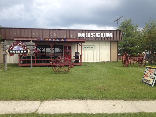 Iroquois Falls Pioneer Museum Street View
