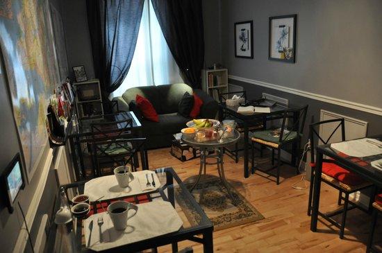 Restaurant Italien Vieux Port Montreal