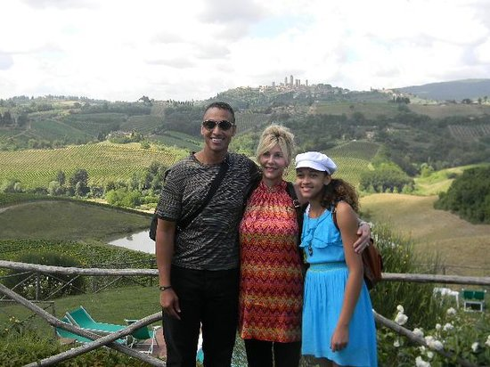 Chianti Wine Tour : The First Winery visited