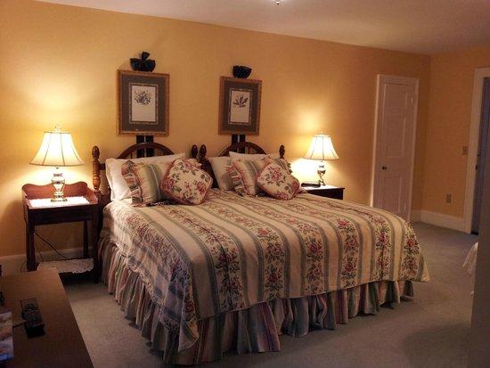 William Seward Inn: Wood Room