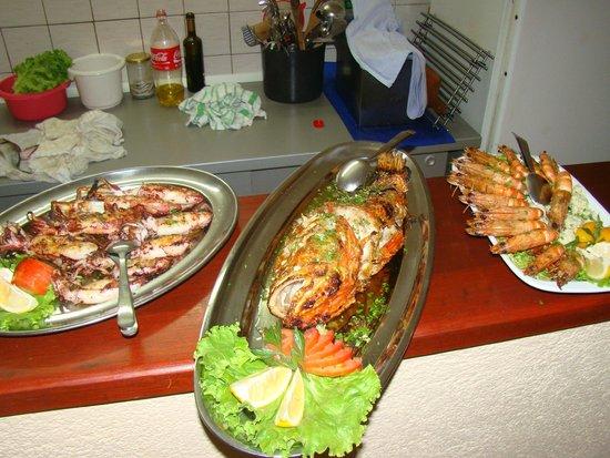Seosko domaćinstvo Ficović: fresh fish