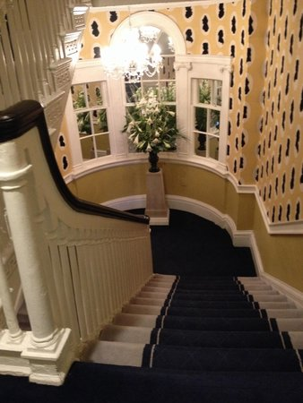 Francis Hotel Bath - MGallery by Sofitel: Main staircase