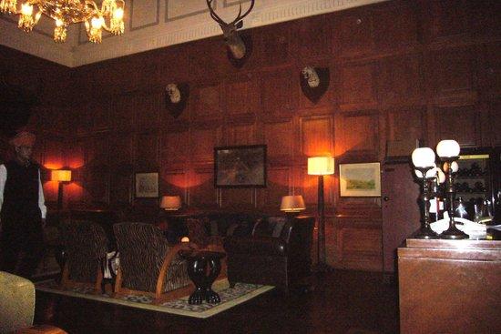 Umaid Bhawan Palace Jodhpur : Salones varios, el hotel es también el actual palacio